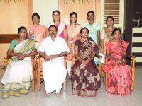 CHESS team- Bharathiar University Inter Collegiate Level